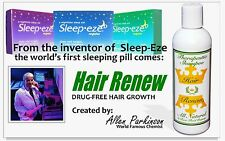 Hair Renew Shampoo reverses womens thin loss dyed dye friendly grow growth dht