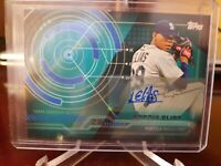 2014 Topps Trajectory Roenis Elias #TA-RE Rookie Auto