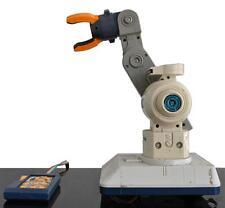 Jouet robot Armatron machine-outil à piles télécommandé par Tandy