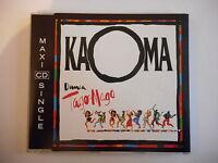 KAOMA : DANCA TAGO MAGO (remix club) [ CD-MAXI PORT GRATUIT ]
