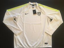 New Men's NIKE Soccer Jersey Storm-Fit Stay Dry Size XL