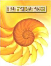Pre-Algebra by Larry Hall