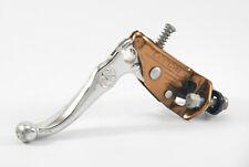 Vintage Lee Chi Mx Bmx two finger brake lever, silver/bronze, 2oz.