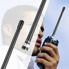 For Icom Two-Way Radios Walkie Talkie Antenna BNC VHF136-174MHz Aerial Set 10W