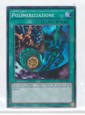 YU GI OH Polimerizzazione - Polymerization FUEN-IT049 ITA super rara