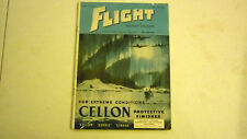 FLIGHT & AIRCRAFT MAGAZINE, JUL 1945, GREAT ADVERTISING, COMMERCIAL & MILITARY 2