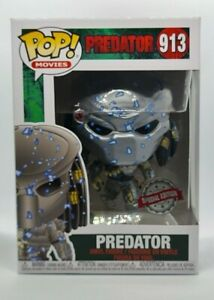 Funko Pop! The PREDATOR Funko exclusive #913 Pop! Vinyl + Protector