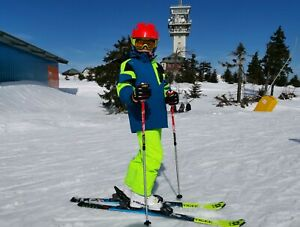 Spyder Skianzug Kinder Jungen Ski Anzug Jacke & Hose 148 / 152 -158 TOP Zustand