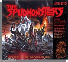 The Spudmonsters - Stop The Madness (1994) + Ace of Spades EP on 1 New CD!