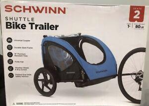 Schwinn bike trailer for kids BRAND NEW *FAST SHIPPING*