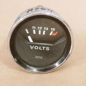 Triumph TR6 1972-1976 Original Volts Meter Gauge Smiths BV2213/00 OEM