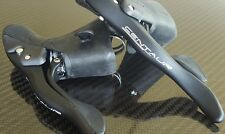 Campagnolo CENTAUR Brake + Gear Levers Shifters (PAIR) 2x11 Speed (NEW) Black