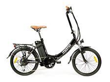 """Bicicleta Eléctrica Plegable SHIMANO 20"""" ALUMINIO Batería ION-LITIO 36V 16Ah"""