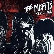 Static Age - Misfits  Deluxe Gatefold (CD Used Very Good) Deluxe Gatefold Sleeve
