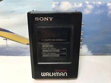 Sony WM-B47 Dolby Walkman, Japan 1992, Mega Bass Motor Working