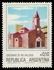 ARGENTINA 1552 (Mi1791) - City of Rio Gallegos 100th Anniversary (pf22646)