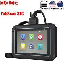 EUCLEIA S7C OBD2 Automotive Scanner Full System ABS EPB SAS DPF Diagnostic Tool
