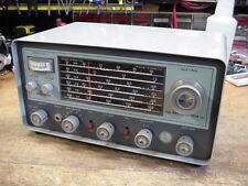 Hallicrafters SX-140 Ham Radio Receiver for Parts / Restoration  CLEAN