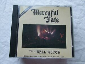 """MERCYFUL FATE-"""" THE BELL WITCH"""" CD 1ST PRESS 1994 NO IFPI"""