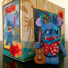 "DISNEY VINYLMATION 3"" HAWAII LILO & ""STITCH"" GUITAR COLLECTIBLE TOY FIGURE GIFT"