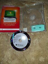 Microsoft Windows 7 Home Premium Full 32 Bit DVD MS WIN BRAND NEW BOX