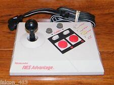 Original Vintage Nintendo NES Advantage Arcade Joystick Controller (NES-026)
