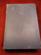 """OLD VTG ANTIQUE 1932 CHRISTIAN BOOK """"THE MESSAGE OF THE 4th GOSPEL"""" C.A.BOWEN"""