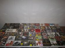 (87) Huge-CD-Lot-of-Wu-Tang Clan,RZA,GZA,ODB,Method Man,Ghostface,Kaekwon,AUTOS!