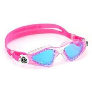 Aqua Sphere Kayenne Junior Swim Goggles, Blue lens