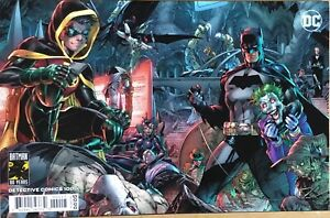 DETECTIVE COMICS #1000 1940s And MIDNIGHT RELEASE COVER
