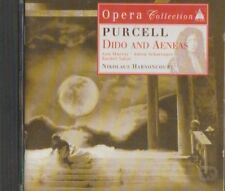 C.D.MUSIC F561    PURCELL : DIDO AND AENEAS   CD
