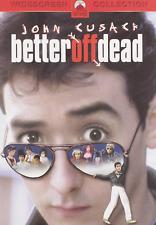Better Off Dead Actores : John Cusack, David Ogden Stiers, Kim Darby