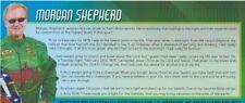 2018 Morgan Shepherd MRO Auto Racing Outreach NASCAR XFS postcard