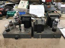 Stancor | CH-2133 Ultra Linear Williamson Amplifier