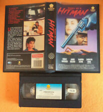 VHS film DIARY OF A HITMAN 1991 Sharon Stone Forest Whitaker PENTA (F205) no dvd