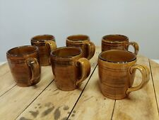 Vintage Nasco Brittany Coffe Cups (Set Of 6)