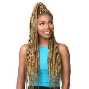 Sensationnel African Collection 3X RUWA PRE-STRETCHED BRAID 24″