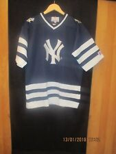 Maillot baseball New york yankees bleu et blanc S