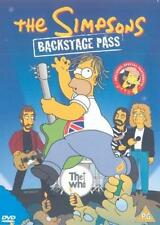 The Simpsons: Backstage Pass - DVD