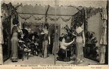 CPA PARIS (16e) - Musée Galliera Vitrine (218723)