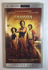 Sahara (PSP UMD Video, 2005)