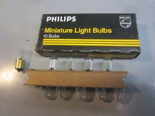 (10) Philips Miniature Lamps Light Bulbs 1835 Lot of 10 New  Made In USA