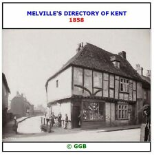 Melville's Directory of Kent 1858