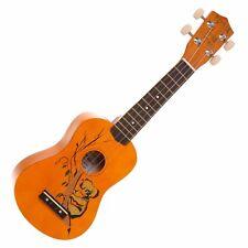 NEW Sanchez Soprano Aussie Bush Ukulele 4 String Beginner Kids Uke (Koala)