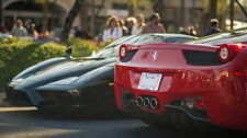 "099 Ferrari - Enzo F458 F50 F1 California LaFerrari Super Car 24""x14"" Poster"