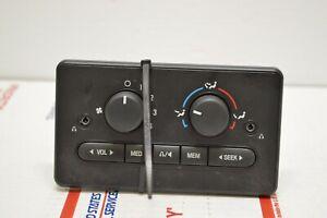 2004 2007 Ford Freestar Climate Control Unit Heater Ac Temperature Hvac CE14#017