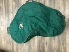 Padded Saddle Cover - Green
