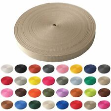 1m Gurtband 25 mm viele Farben Taschenband Trageband Tragegurt Rolladenband