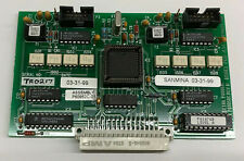 Gerber Sabre 404 / 408 P60952C-01 Serial Control Board