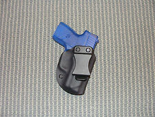Kahr  PM9 /Cm9  Kydex IWB Holster Black Right  Hand Draw